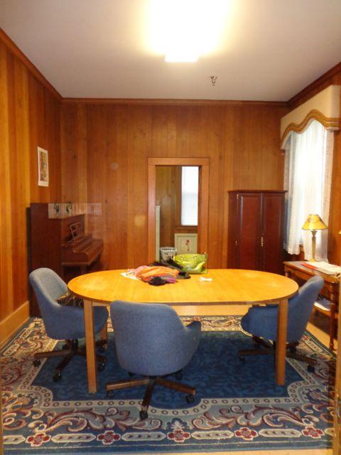 Sam Bell Cottage teen meeting center